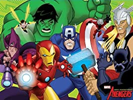 The Avengers: Earth's Mighiest Heroes Season 1 [HD]