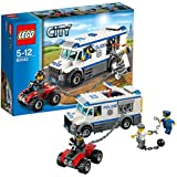 LEGO City Police 60043: Prisoner Transporter