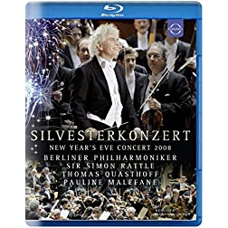 Silvesterkonzert 2008 - Gala from Berlin [Blu-ray]