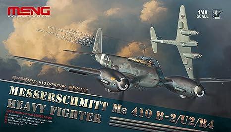 """Meng échelle 1: 48""""Messerschmitt ME mescale410bscale2/U2/R4lourds Fighter"""" modèle Kit"""