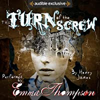 The Turn of the Screw audio book