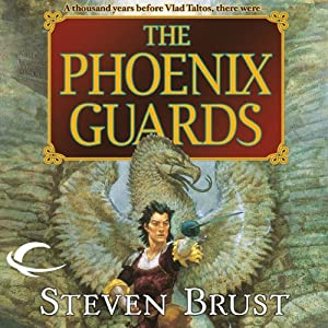 The Phoenix Guards | [Steven Brust]