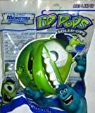 Disney Monsters University Lip Pops Lollipops - Mike
