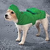 Dog Rain Coat - Blue, Medium - Improvements
