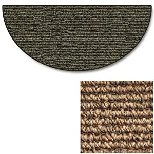 Goods Of The Woods 10610G Sisal Weave Half Round Rug