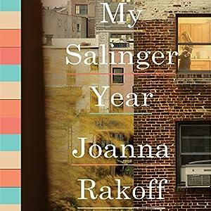 My Salinger Year Audiobook
