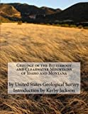img - for Geology of the Bitterroot and Clearwater Mountains of Idaho and Montana book / textbook / text book