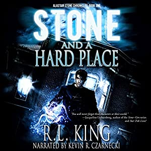 Stone and a Hard Place Audiobook