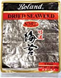 Roland Dried Seaweed Nori, 1-Ounce Packages (Pack of 10)