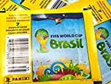 2014 Panini FIFA World Cup Soccer stickers (7 stickers per pack)