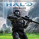 Halo: New Blood (       UNABRIDGED) by Matt Forbeck Narrated by Scott Brick