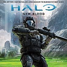 Halo: New Blood (       UNABRIDGED) by Matt Forbeck Narrated by Scott Brick