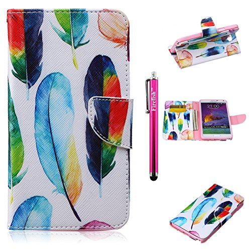 note-4-case-firefish-high-grade-pu-leather-wallet-card-pockets-kickstand-feature-magnetic-closure-an