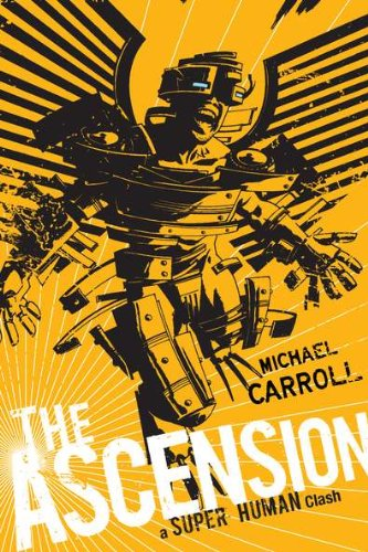 The Ascension by Michael Carrol