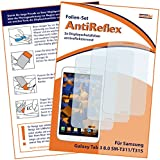 3 x mumbi Displayschutzfolie Samsung Galaxy Tab 3 (8 Zoll) Schutzfolie AntiReflex matt (nur für Tab 3 MIT Telefonfunktion)