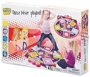 Grabby Dance Mixer Playmat
