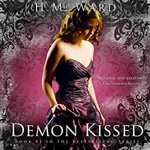 Demon Kissed Audiobook