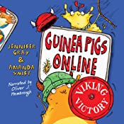 Viking Victory: Guinea Pigs Online, Book 3 | Jennifer Gray, Amanda Swift