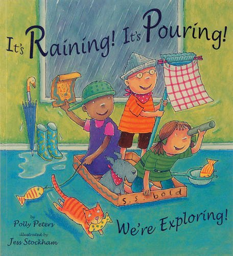 It's Raining! It's Pouring! We're Exploring! Child's Play Library) PDF Download Free