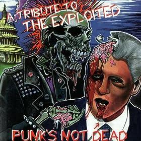 Various Punks Not Dead