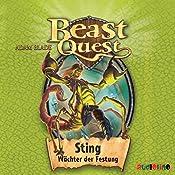 Sting, Wächter der Festung (Beast Quest 18) | Adam Blade