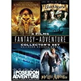 Fantasy/Adventure: 4 Movie Collectors Set