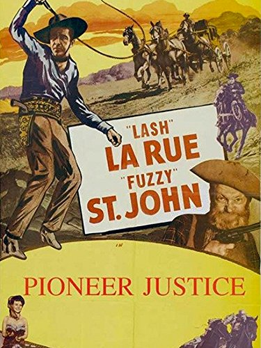 Pioneer Justice on Amazon Prime Instant Video UK