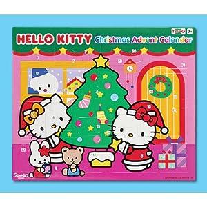 Pazapa - BJ290230 - Poupée et Mini Poupée - Hello Kitty - Calendrier de l'Avent