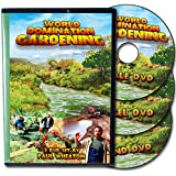 Earthworks 3-DVD Set : Ponds, Swales and Hugelkultur in action. Permaculture techniques explained by Paul Wheaton - World Domination Gardening 2014 (ENG) NTSC