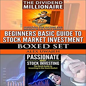 Beginners Basic Guide to Stock Market Investment Boxed Set Audiobook
