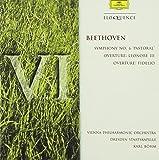 """Beethoven : Symphonie n° 6 """"Pastorale"""" - Ouvertures de Leonore III et de Fidelio"""