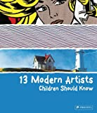 13 Modern Artists Children Shoud Know (Children Should Know)