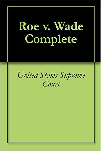 an analysis of the roe v wade case in the united states supreme court The role of roe v wade in the history of the united states of america united states history tweet: the roe case before the supreme court.