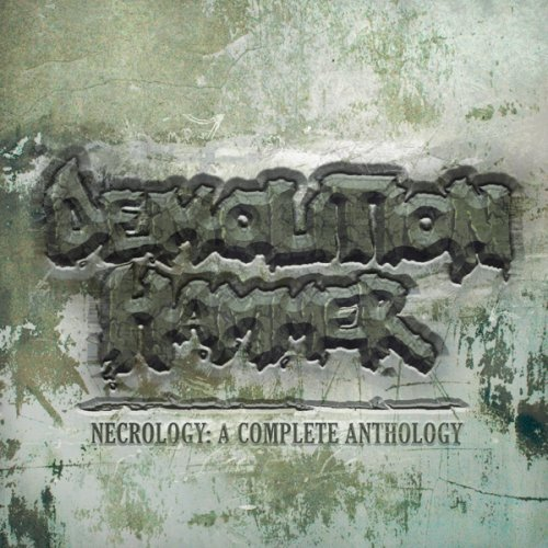 Necrology by Demolition Hammer