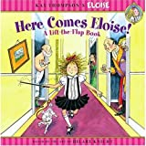 Here Comes Eloise [Boardbook] a Lift-the-flap Book