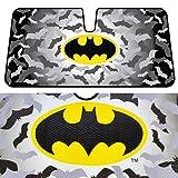 BDK Batman Sunshade for Car - Original Batman Design by Warner Brothers