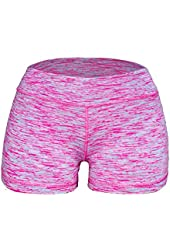 Yoga Shorts - Booty Shorts