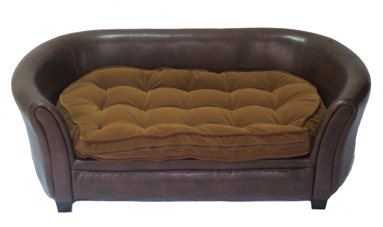 Faux Leather Dog Beds The Vegan Banana