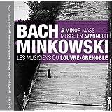 Bach - Messe en Si / Les Musiciens du Louvre, Minkowski