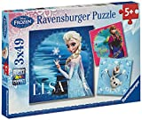 Ravensburger Disney Frozen (49 Pieces, Pack of 3) by Ravensburger
