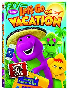Barney : Let's Go on Vacation
