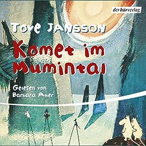 Komet im Mumintal Audiobook