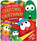 img - for A Very Veggie Christmas Countdown!: A Counting Lift-the-Flap Book (VeggieTales) book / textbook / text book