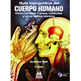 GUÍA TOPOGRÁFICA DEL CUERPO HUMANO + DVD. Cómo localizar huesos, músculos y otros tejidos blandos (Bicolor) (Medicina...