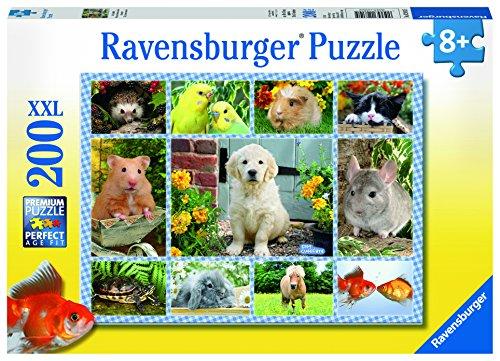 Ravensburger My First Pet Puzzle (200 Piece)
