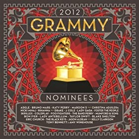 2012 Grammy Nominees [+Digital Booklet]