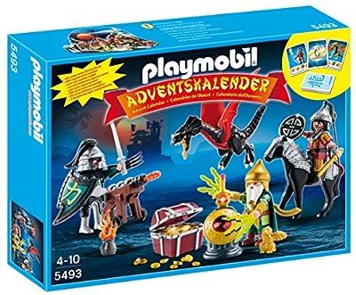 PLAYMOBIL Dragon's Treasure Battle Advent Calendar from PLAYMOBIL
