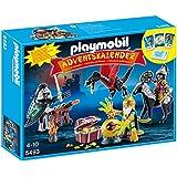 Playmobil - 5493 - Calendriers De L'avent - Trésor Royal Du Dragon Asiatique