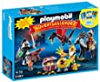 Playmobil - 5493 - Calendrier De L'Avent - Tr�sor Royal Du Dragon Asiatique