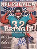 Maurice Jones Drew autographed Sports Illustrated Magazine (Jacksonville Jaguars) at Amazon.com